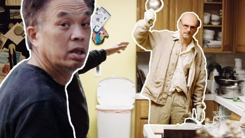 CRAZY OLD MAN BREAKS INTO HOUSE PRANK *** My Parents Freaked Out*** - Chris Chann