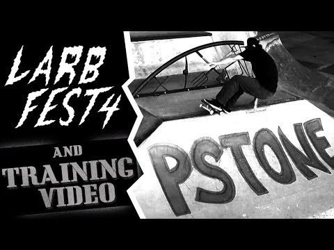 Creature Presents: LARB 4 Training Video - Creature Skateboards