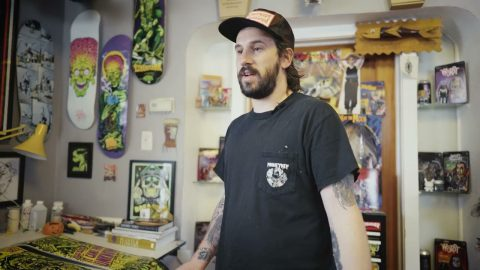 Creature Presents: Max Sherman | Wicked Tales Series | Creature Skateboards