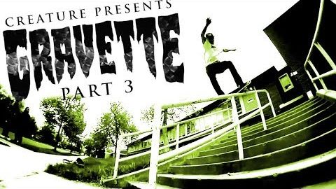 Creature Skateboards: Gravette Part 3 | Creature Skateboards