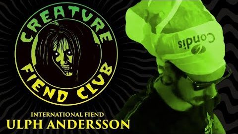 Creature Skateboards: International Fiend, Ulph Andersson - Creature Skateboards