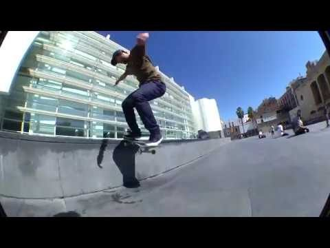 Cristian Sanchez x 10th Reell Team Anniversary feat. Justin Sommer - Reell Teamriders