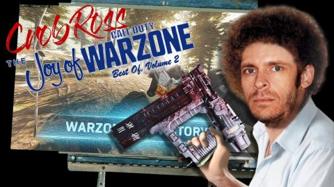 Crob Ross - The Joy Of Warzone | Best Of, Volume II (Sniper Edition) | Chris Roberts