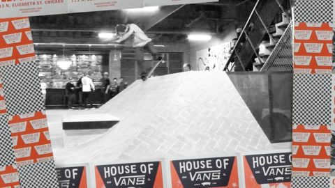 Crockett Pro 2 Wear Test - House Of Vans: Chicago - The Berrics