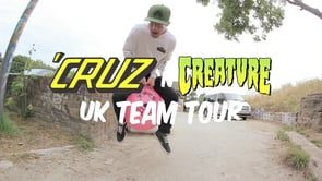 'Cruz N' Creature UK Team Tour 2015 - Vimeo / Pixels's videos