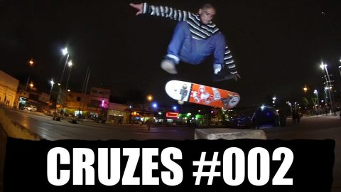Cruzes #002 - Crazy day | Black Media