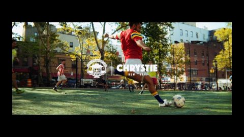CSC X CHRYSTIE Collection Official Video | Chrystie Newyork
