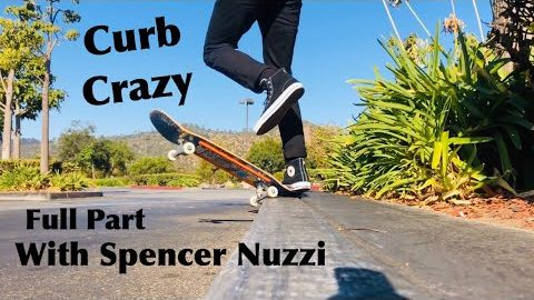 Curb Crazy with Spencer Nuzzi (FULL SLAPPY PART) | ihatespencernuzzi