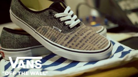 Customade by Paloalto | Art | VANS | Vans