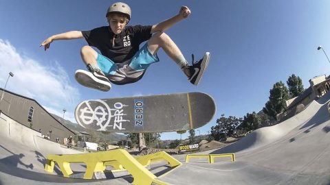 CWS10 Extras: Dylan Jaeb at 12 Years Old | Woodward