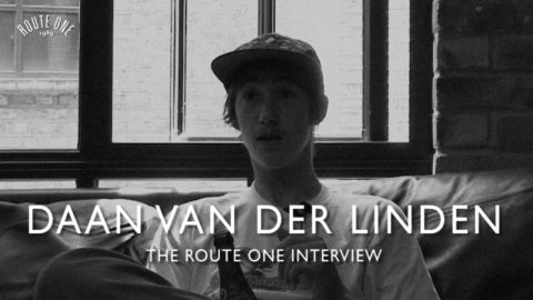 Daan Van Der Linden: The Route One Interview