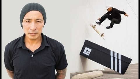 Daewon Song Skates His Shoe... Box | The Berrics