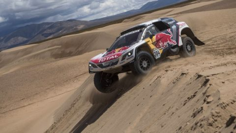 Dakar 2017: Watch the Best Action from Week 1 - Red Bull