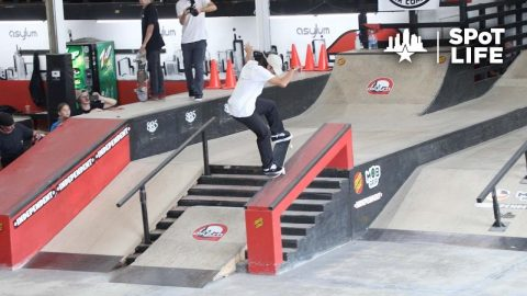 Damn Am Chicago 2019: Austin Heilman's Winning Run - SPoT Life | Skatepark of Tampa