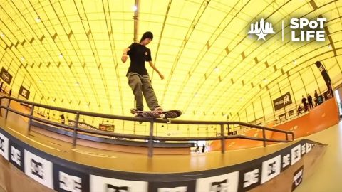 Damn Am Japan 2019 - SPoT Team Weekend Recap | Skatepark of Tampa