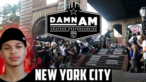 DAMN AM NEW YORK! (2018) | MannysWorld
