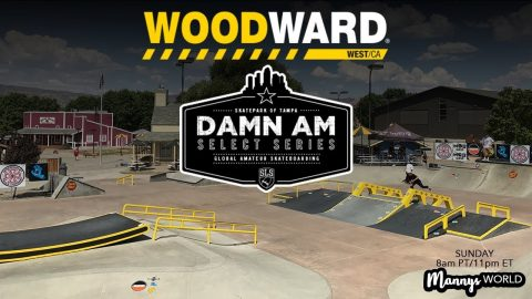DAMN AM WOODWARD WEST - MannysWorld