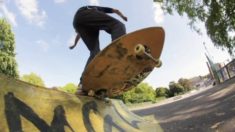 Dan Cates - Skim And Destroy  - B Sides | Vague Skate Mag