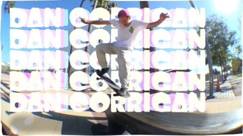Dan Corrigan - The Friend Ship - The Berrics