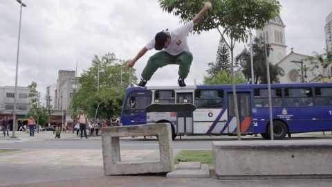 Dan Leung in NB# 'My Road' | Freeskatemag