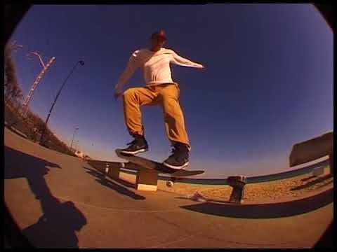Dana Ericson Barcelona Excursion - Freeskatemag