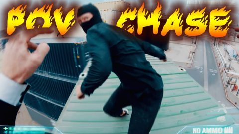 DANGEROUS CHASE POV: Jack Ryan | Chris Chann