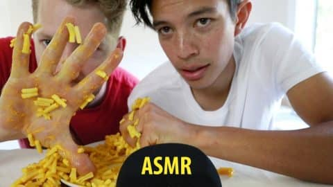 DANK FOOD ASMR - Chris Chann