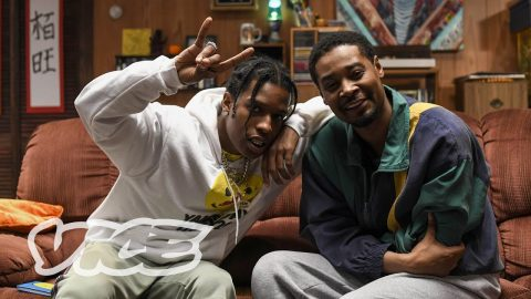 Danny Brown and A$AP Rocky: Hooking Up with Aliens (DANNY'S HOUSE Full Episode) | VICE
