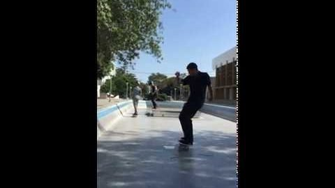 Danny Garcia Slow Motion Backside 360 Ollie's | thejoeface1