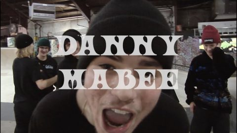 Danny Mabee - Welcome to the Team | 3RDLAIRsk8park