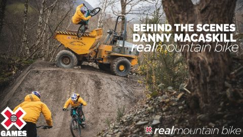 Danny MacAskill Behind The Scenes: REAL MTB 2021 | World of X Games | X Games
