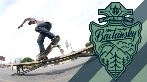 DARKSTAR LOCKUP PRO SERIES | DAVE BACHINSKY - Darkstar Skateboards