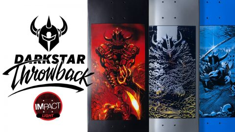 DARKSTAR THROWBACK II - Darkstar Skateboards