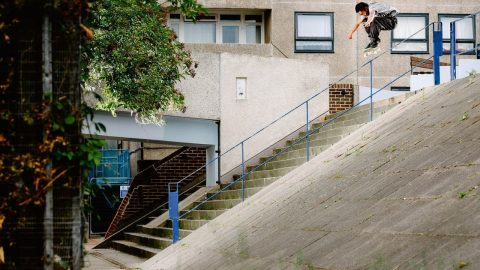 Daryl Dominguez – Pissing Grounds | Freeskatemag