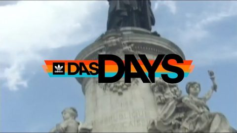 Das Days / Paris | LIVE skateboard media