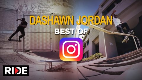Dashawn Jordan - Best of Instagram - RIDE Channel