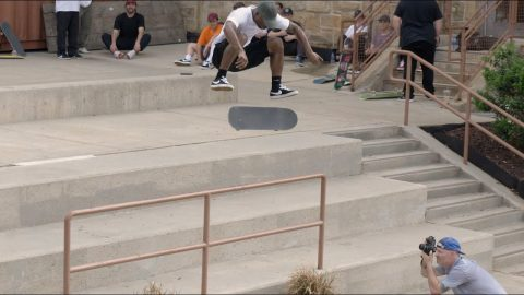 Dashawn Jordan | Bones Bearings