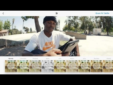 Dashawn Jordan - Gram Yo Selfie - The Berrics