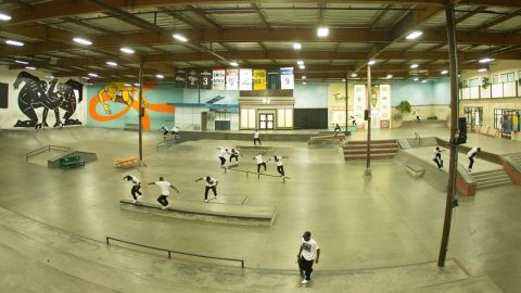 Dashawn Jordan - It Must Be Nice - The Berrics