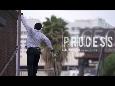 Dashawn Jordan | Process: Hollywood 16 - The Berrics