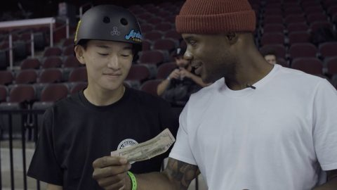 Dashawn Jordan & Sora Shirai | G-SHOCK Minute To Win It! | SLS