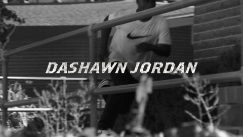 DASHAWN JORDAN: THUNDER TRUCKS | Thunder Trucks