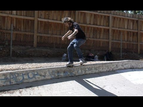 Dave Bachinsky Switch Nose Cab Flip Raw Uncut - E. Clavel