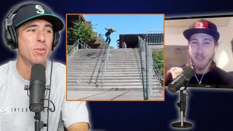 David Gravette Back Salads El Toro 20 Stair Rail Once And Got Sponsored!! | Nine Club Highlights