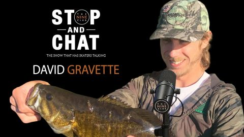 David Gravette - Stop And Chat | The Nine Club With Chris Roberts | The Nine Club