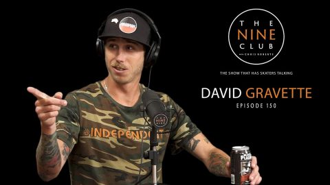 David Gravette | The Nine Club With Chris Roberts - Episode 150 | The Nine Club