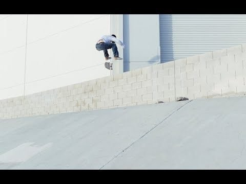 David Hafsteinsson - FULL DITCH PART - West Coast Ditchin LV To LA Skateboarding - Metro Skateboarding