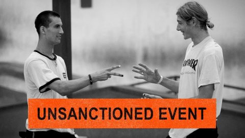 David Loy Vs. Ed Duff - Unsanctioned Event | The Berrics