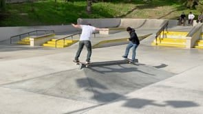 David Reyes and Jamie Tancowny | Bones Bearings