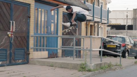 Davide Holzknecht 'Mecas' part | Freeskatemag